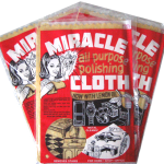 Save Money with a 3 pack of the Miracle All Purpose Polishing Cloth